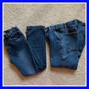 Other - 2 pairs boys jeans